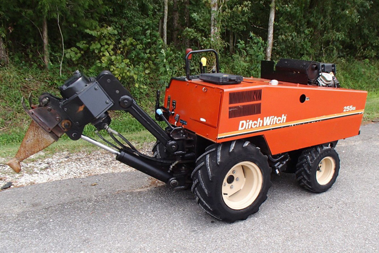 interratore Ditch Witch - noleggio interratore